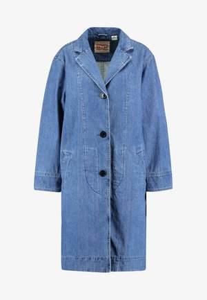 CHARLOTTE COAT - Manteau classique - medium light stonewash
