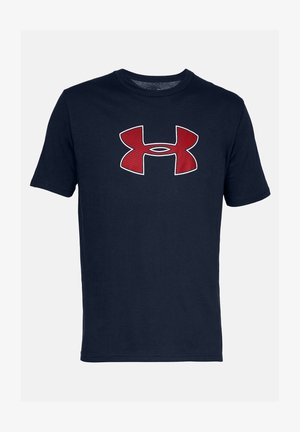 UA BIG LOGO SS - Basic T-shirt - academy