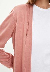 DeFacto - Cardigan - pink - 2