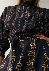 Massimo Dutti - Shirt dress - multi-coloured - 5