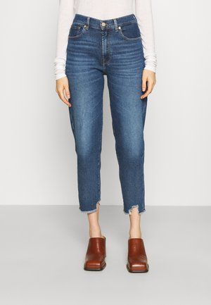 MALIA LUXE VINTAGE REJOICE - Jeans Tapered Fit - mid blue