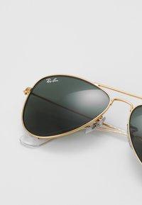 Ray-Ban - JUNIOR AVIATOR UNISEX - Sunglasses - gold-coloured - 2