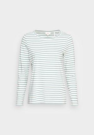 T-shirt à manches longues - aqua blue
