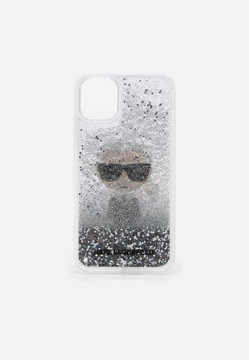 IKONIK GLITTER CASE IPHONE 11 - Phone case - transparent
