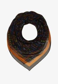 Versace - SCIALLE - Foulard - nero/multicolor - 1