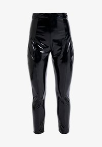Nly by Nelly - SHAPE HIGH PANT - Kalhoty - black - 3