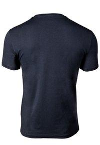 BOSS - T-shirt imprimé - marine - 1