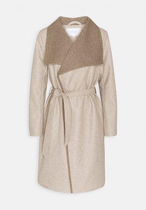 VIBIAS COAT - Frakker / klassisk frakker - natural melange
