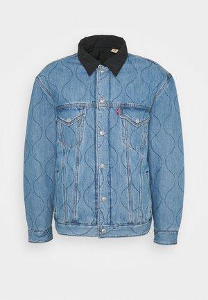 DISNEY MICKEY AND FRIENDS PADDE - Denim jacket - denim