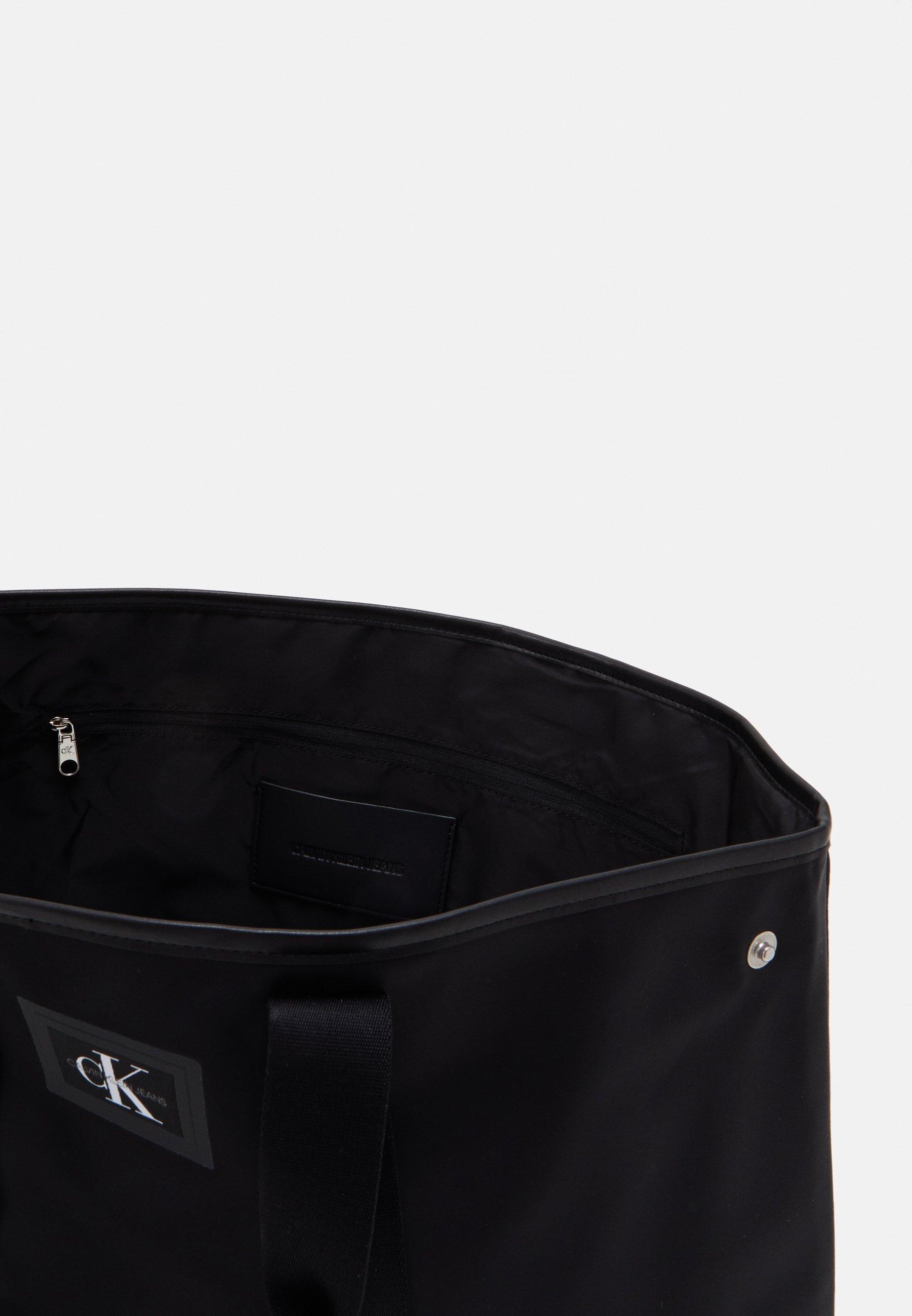 2020 New Shopping Online Accessories Calvin Klein Jeans SHOPPER Tote bag black YHYi99SXG pprBwjj2n