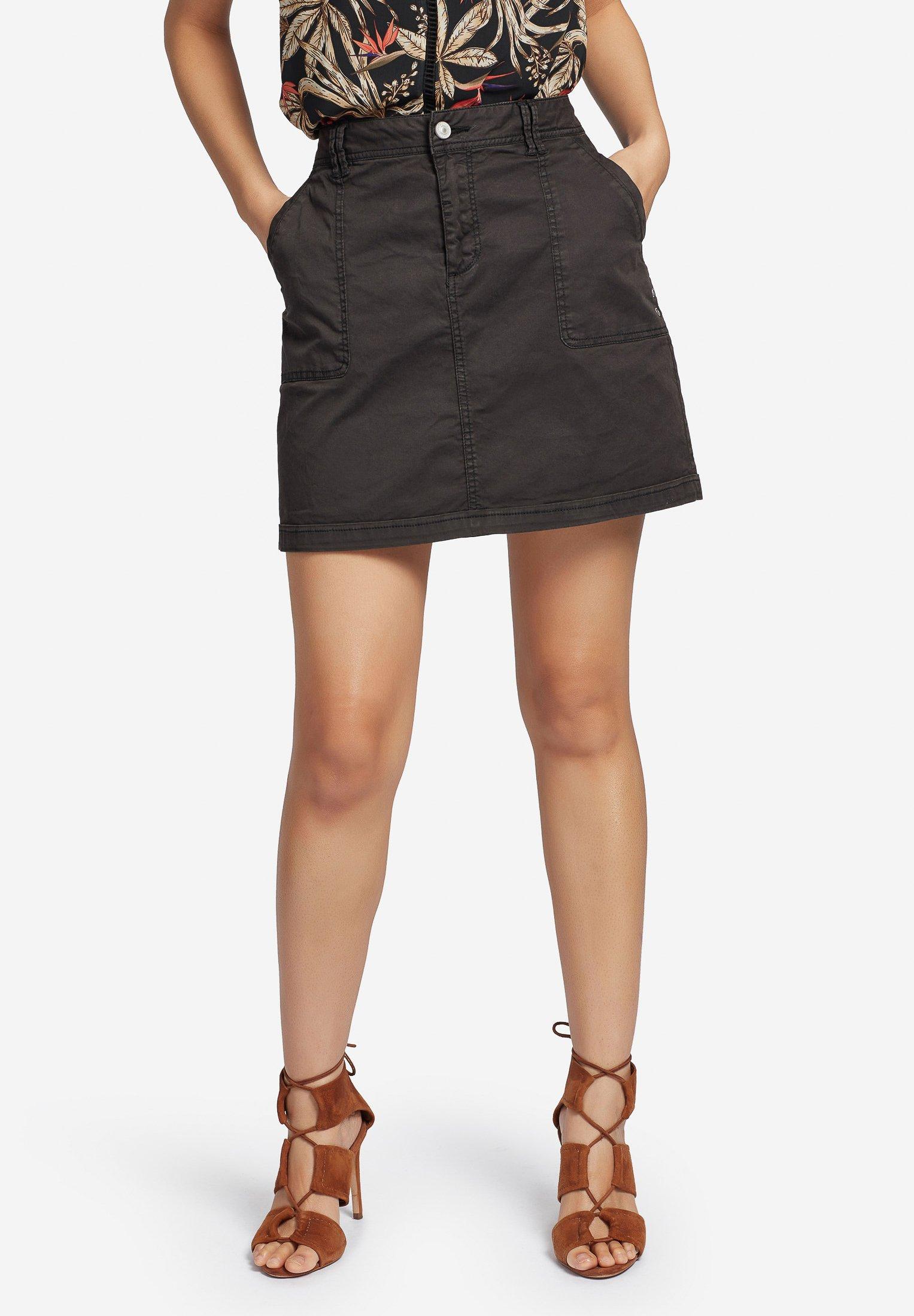 Femme ANNEGRET - Jupe en jean