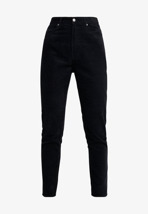 NORA - Trousers - black