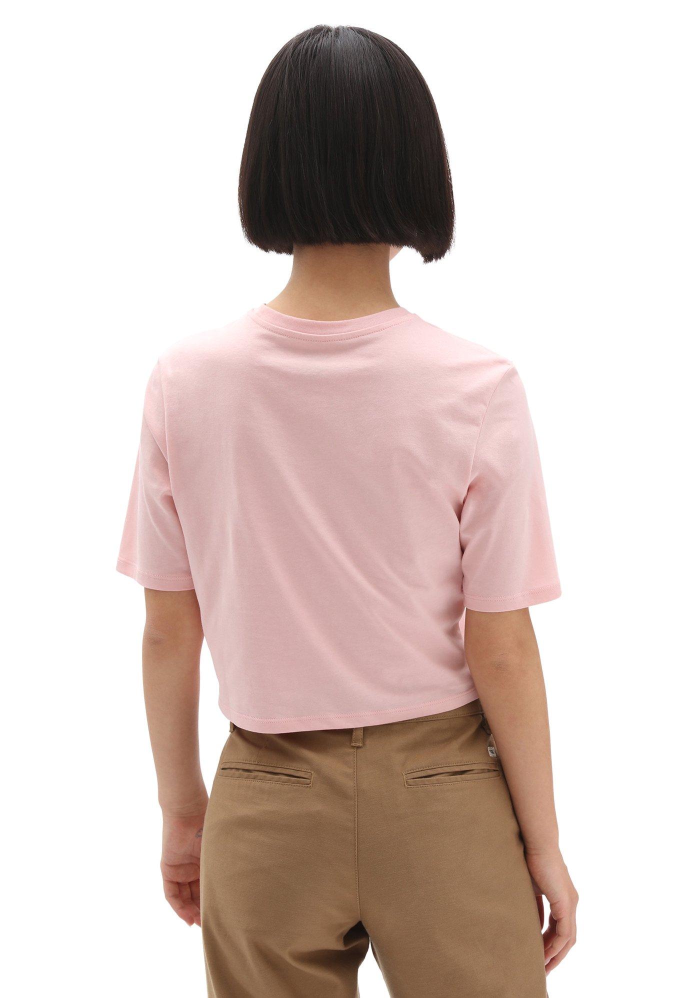 Damen WM FLYING V CROP CREW SPORT - T-Shirt basic