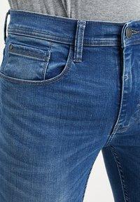 Blend - Jeans slim fit - denim middle blue - 3