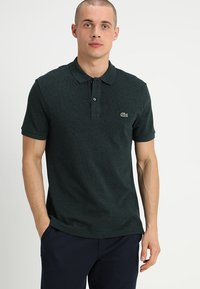Lacoste - PH4012 - Poloshirt - pin mouline - 0