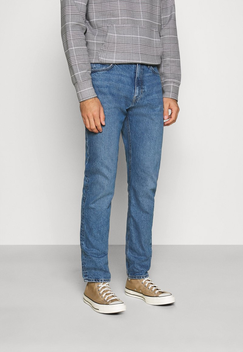 Weekday - EASY - Straight leg jeans - sea blue