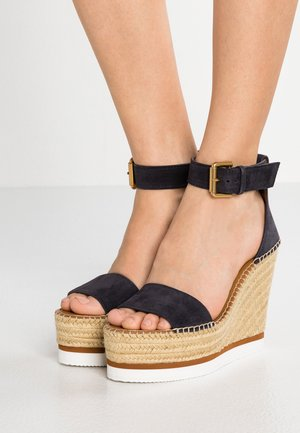 High heeled sandals - baltico