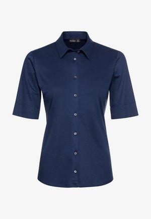 Button-down blouse - bleu