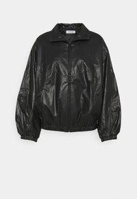 EDITED - KORI JACKET - Faux leather jacket - schwarz - 0