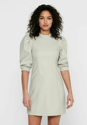 ONLDREAMY DRESS - Shift dress - pumice stone