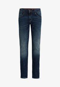WE Fashion - Jeans slim fit - dark blue - 2