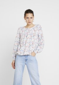 TOM TAILOR - Blouse - offwhite - 0