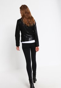 Oakwood - VIDEO - Leather jacket - noir - 2