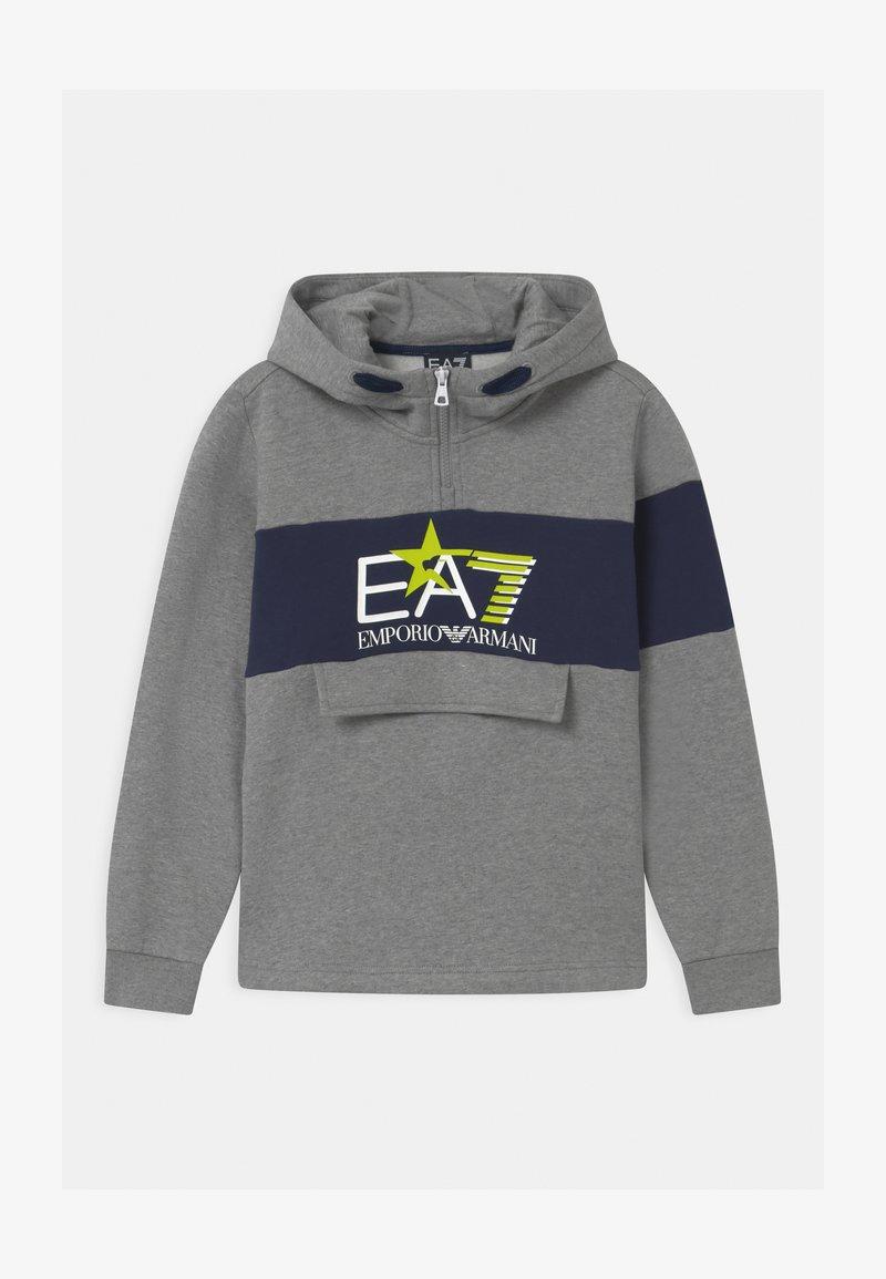 Emporio Armani - EA7 - Hoodie - medium grey melange