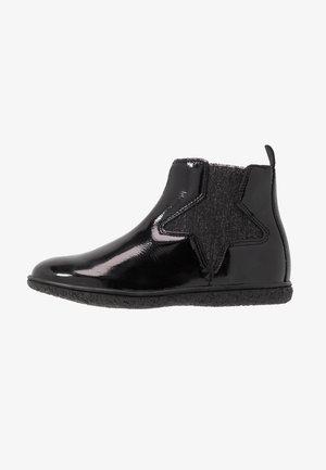 VERMILLON - Kotníkové boty - shiny black