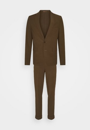 THE RELAXED SUIT  - Suit - brown