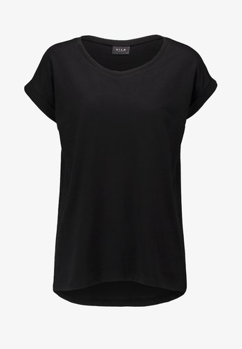 VIDREAMERS PURE - T-shirt basic - black