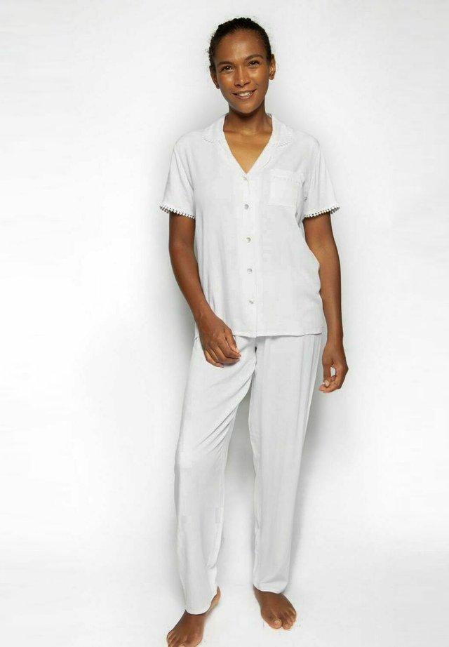 ELIZABETH OPTIC - Pyjama - optic white