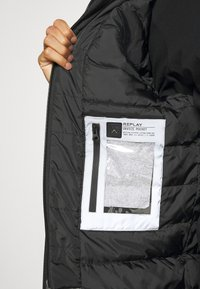 Replay - Winter jacket - black/dark grey - 4