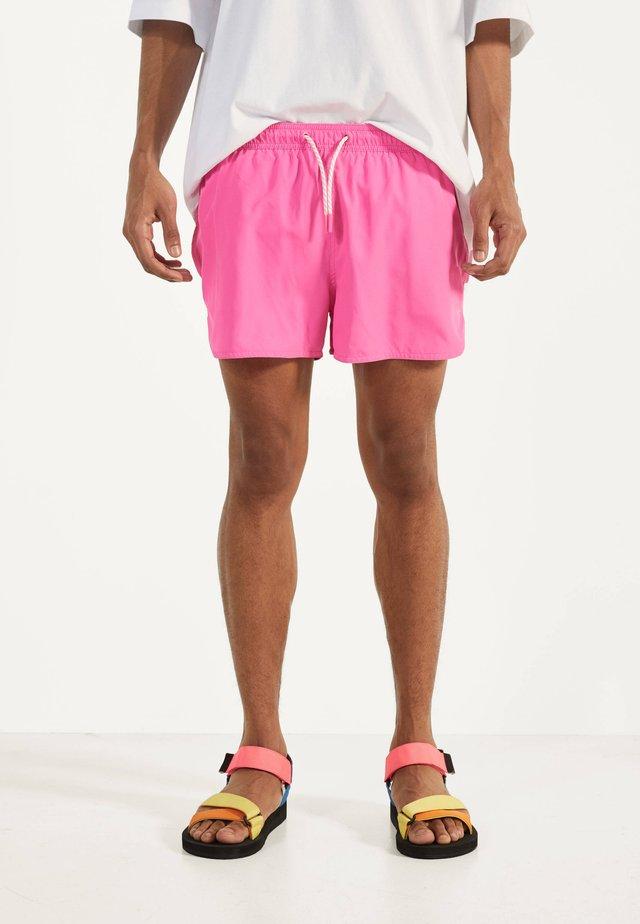 Swimming shorts - neon pink
