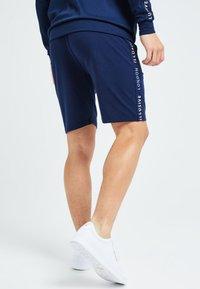 Illusive London Juniors - Shorts - navy & cream - 3