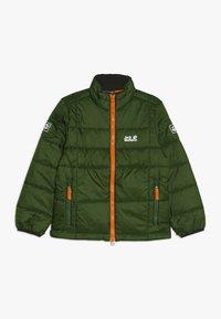 Jack Wolfskin - ARGON JACKET KIDS - Outdoor jacket - deep forest - 0