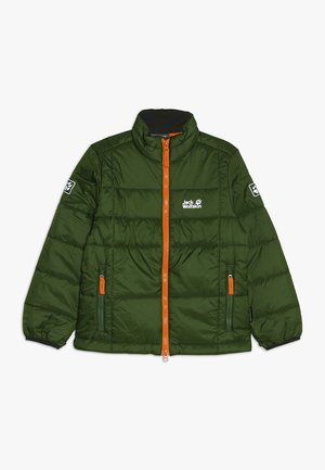 ARGON JACKET KIDS - Outdoor jacket - deep forest