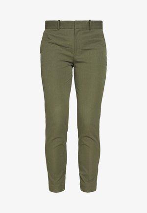 MODERN BISTRETCH - Pantalones chinos - dark sage