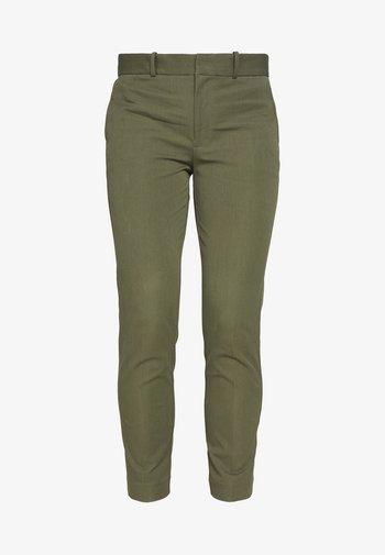 MODERN BISTRETCH - Chino kalhoty - dark sage