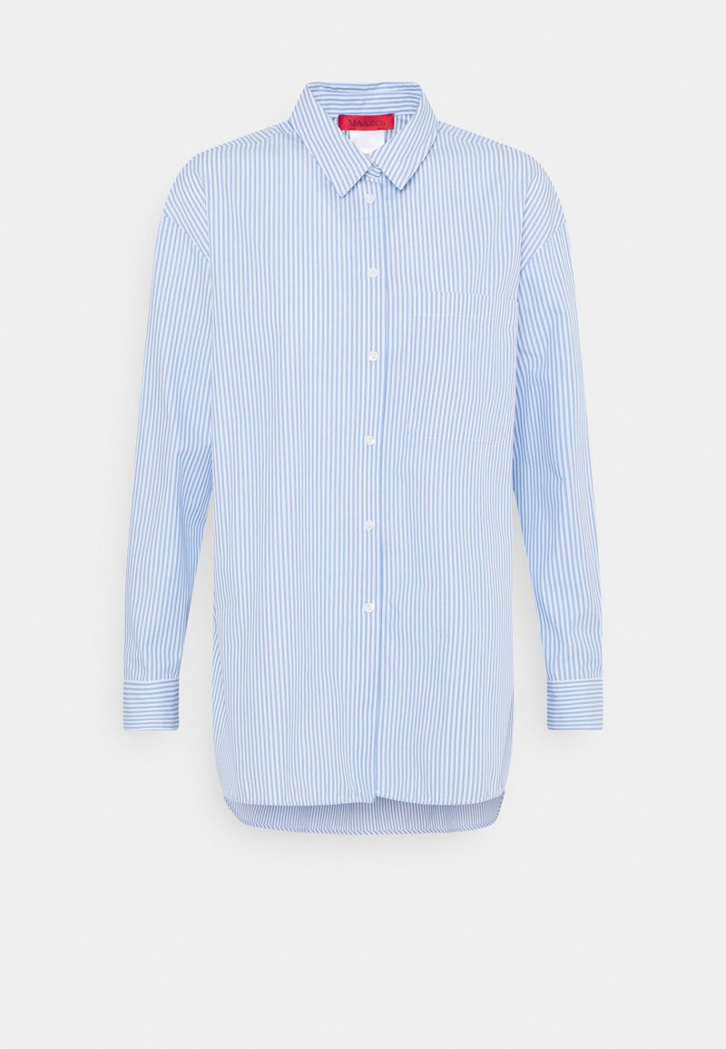 MAX&Co. - BARI - Košile - light blue