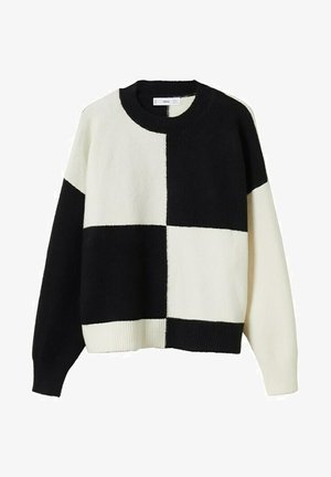 Sweter - noir