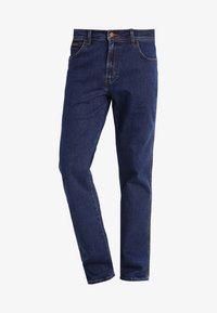 TEXAS STRETCH - Straight leg jeans - darkstone