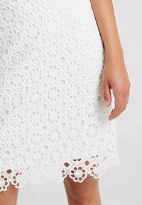 Anna Field Petite - Pencil skirt - white - 5