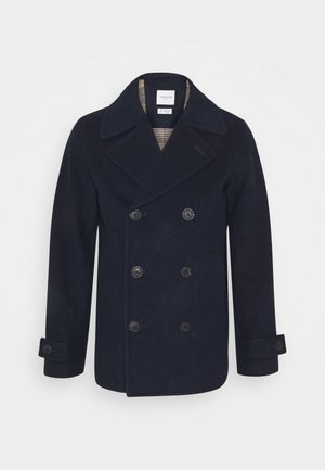 SLHSUSTAINABLE ICONICS PEACOAT  - Classic coat - sky captain