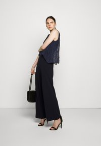 DKNY - OVERLAY - Overall / Jumpsuit /Buksedragter - spring navy - 1