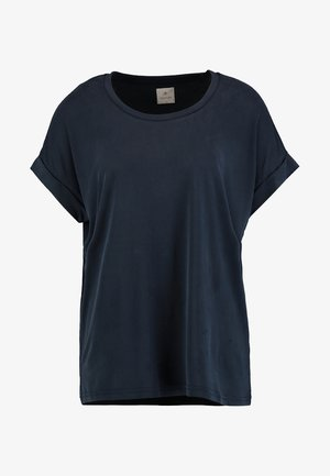 KAJSA - Basic T-shirt - blue