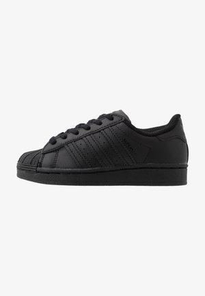 SUPERSTAR C ORIGINALS SNEAKERS SHOES - Sneakers basse - core black