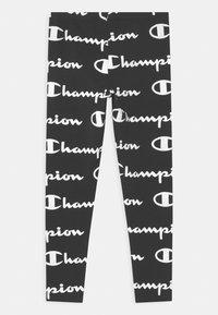 Champion - AMERICAN CLASSICS UNISEX - Tights - black - 1