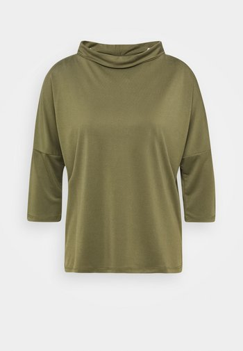KEALAH - Long sleeved top - misty green