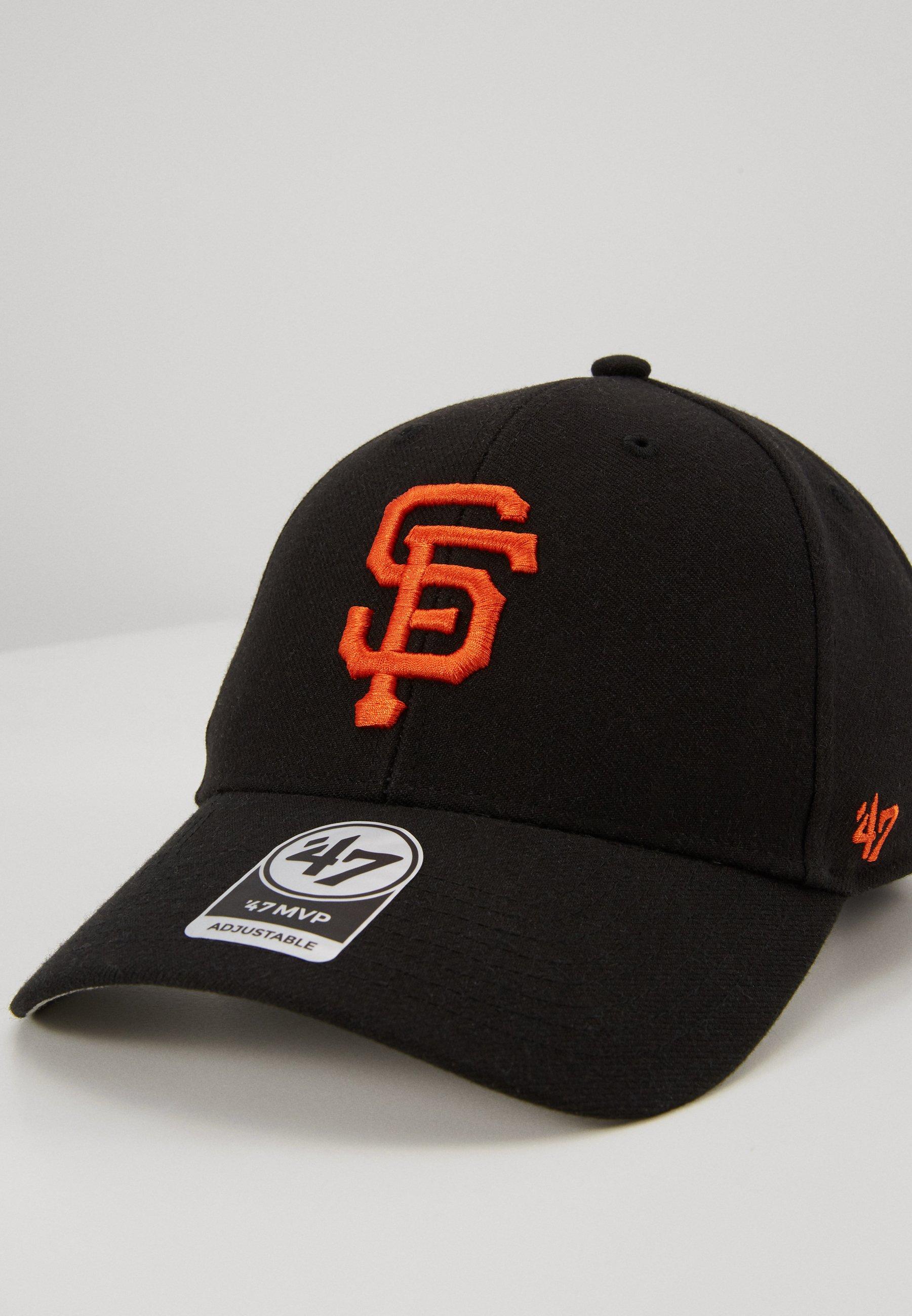 '47 SAN FRANCISCO GIANTS 47 - Cap - black/svart V2KzzqYvjofh7nu